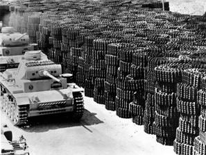 Starvation and Military Keynesianism: Lessons from Nazi Germany